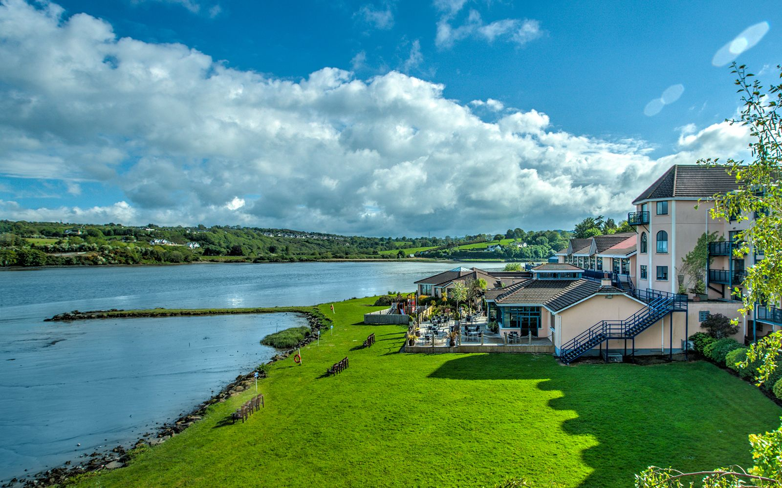 Hotels In Wexford Ferrycarrig Hotel